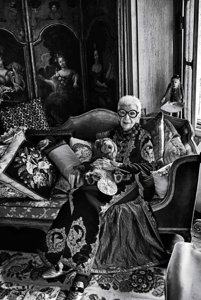 Friday With Iris, Elle India. Styling: Malini Banerji; Photos:Bikramjit Bose;Makeup: Eric Vosburg