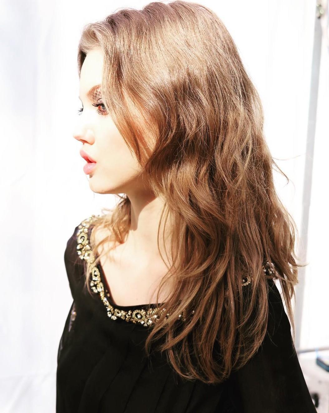Chanel AW 2016 | Model: Lindsey Wixson | Hair: Sam McKnight |