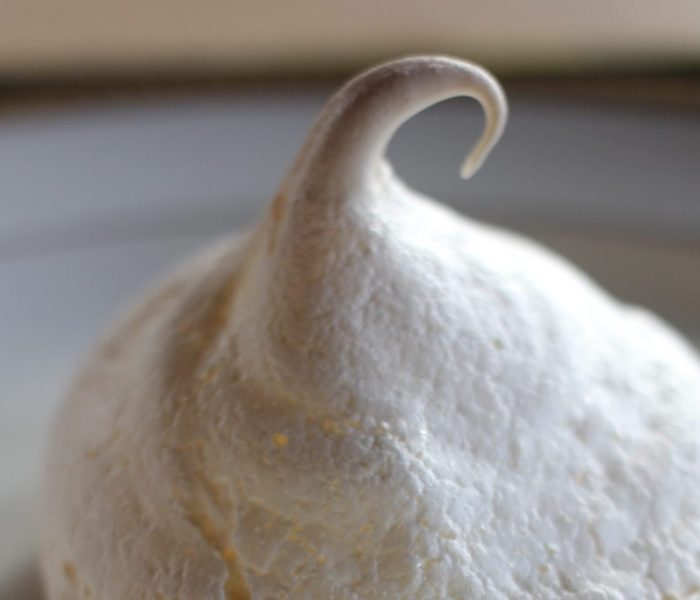 You Can Make It Yourself: Meringues