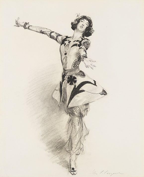 John Singer Sargent, 1914