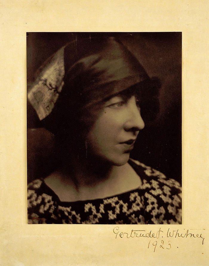 Gertrude Vanderbilt Whitney by Smithsonian Institution, via Flickr