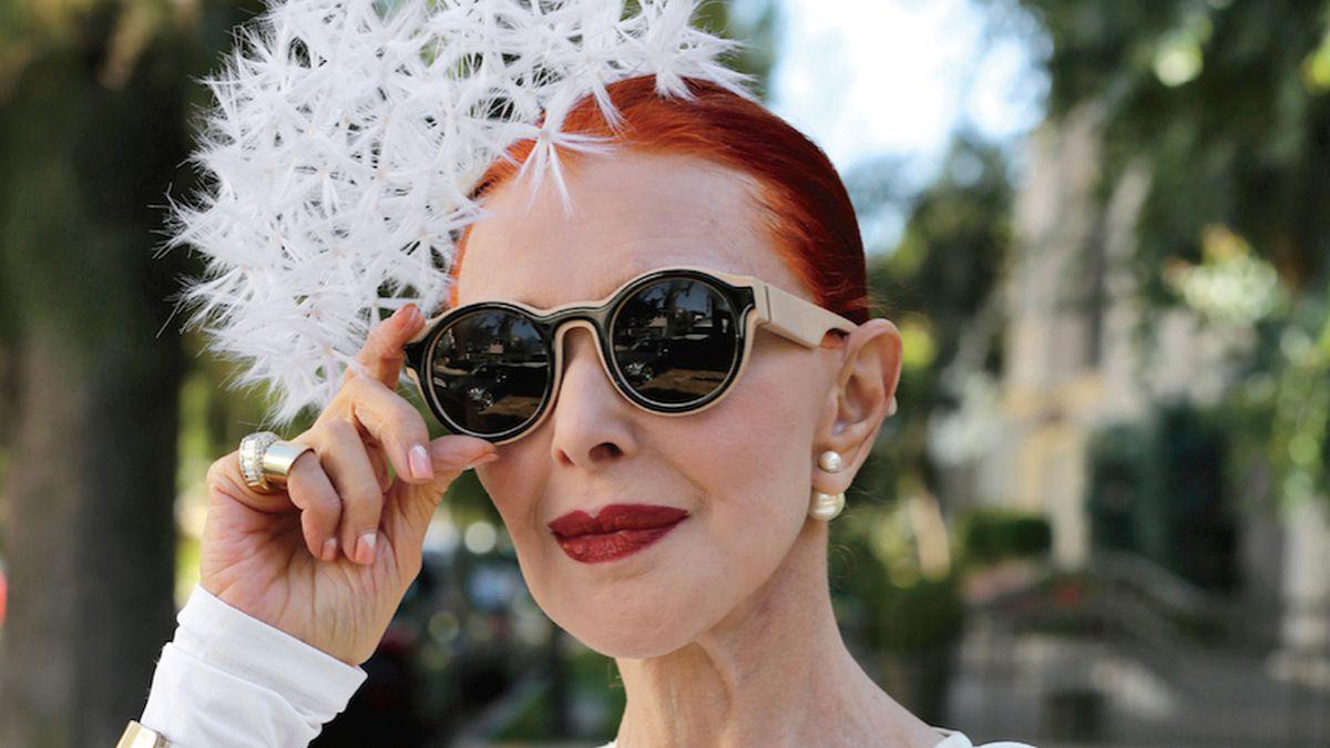Photos: Sara Rosen for Advanced Style