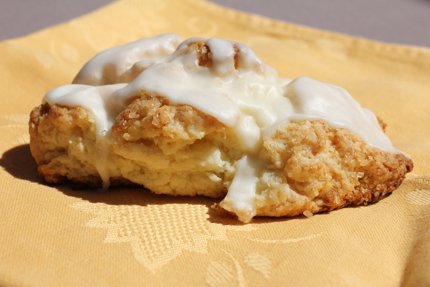 You Can Make It Yourself: Scones