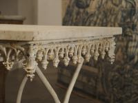 19th Century, French Pastry or Butchers Display Table with