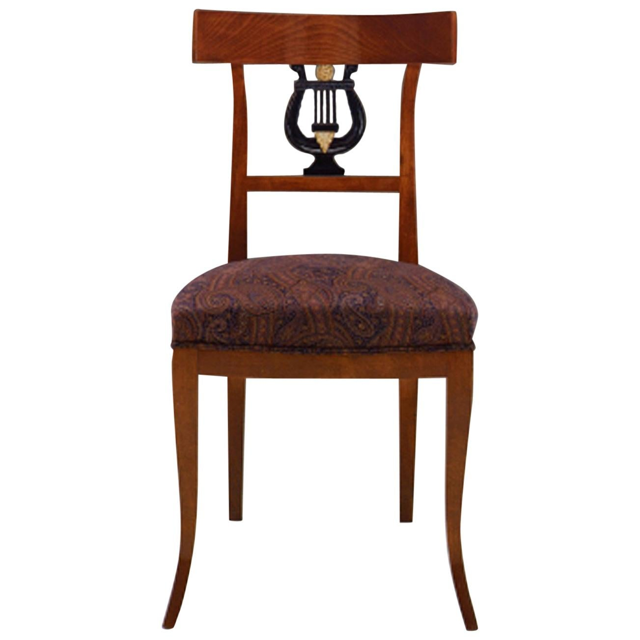 Dining Chair Dimensions 20th Century Neoclassical Dining Chair