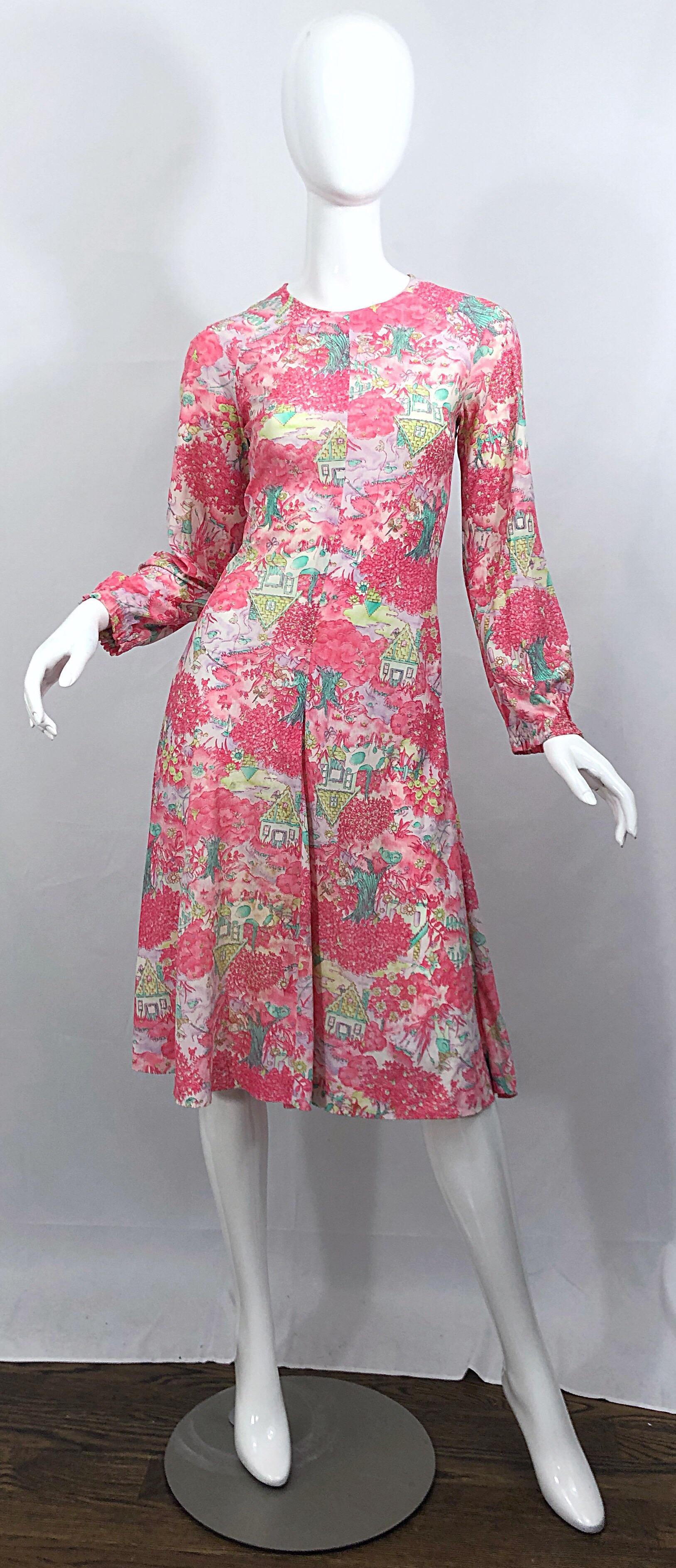 3 4 Knit Jersey Dresses Sleeve
