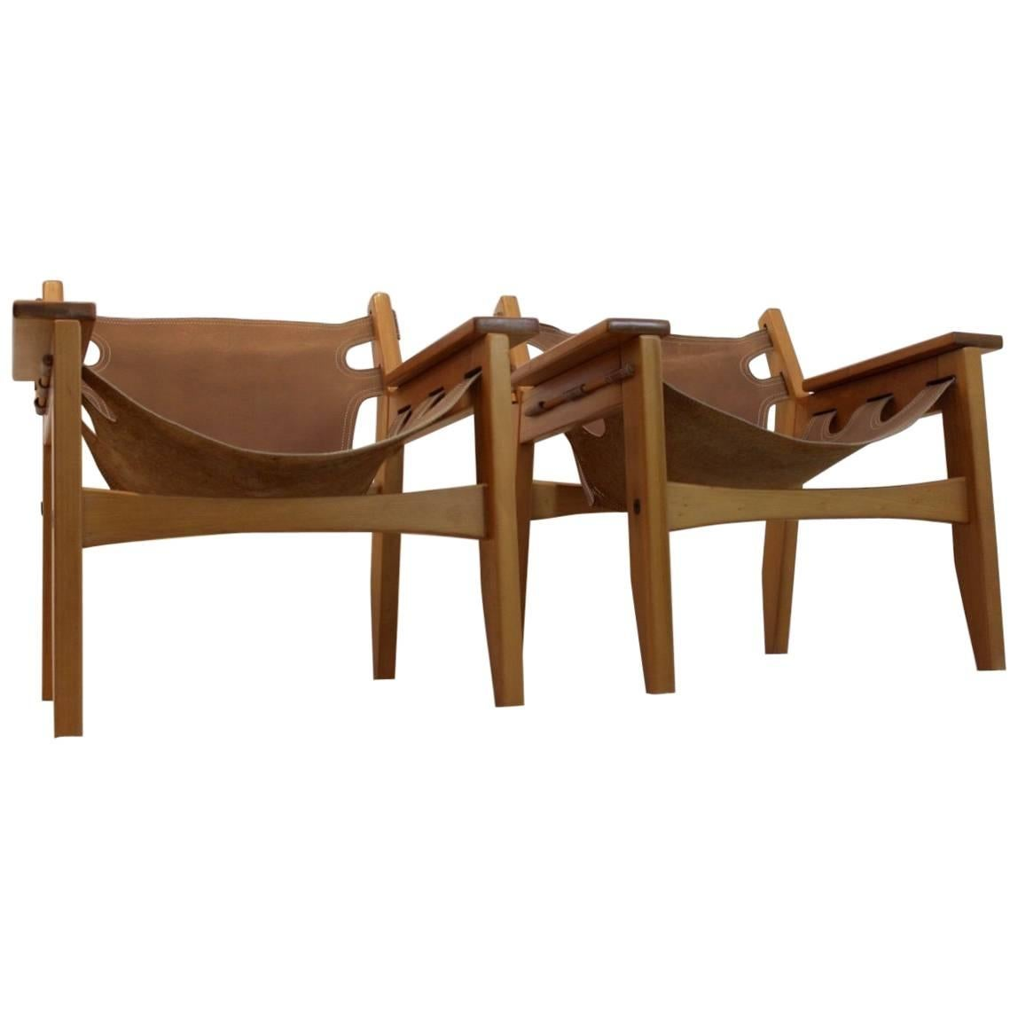 Overstuffed Armchairs For Sale Amazing Sergio Rodrigues 'kilin' Lounge Chairs For Oca