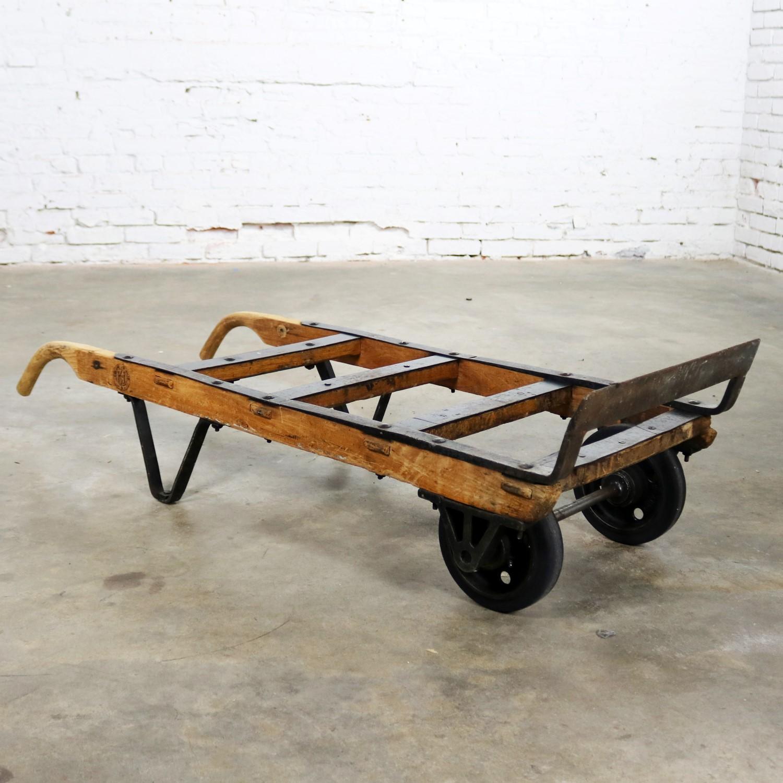 Antique Hand Cart