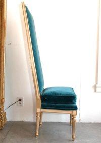 19th c. Louis XVI Highback Chairs at 1stdibs