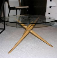 Guy Barker Coffee Table at 1stdibs