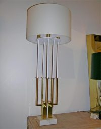Parzinger table lamp at 1stdibs