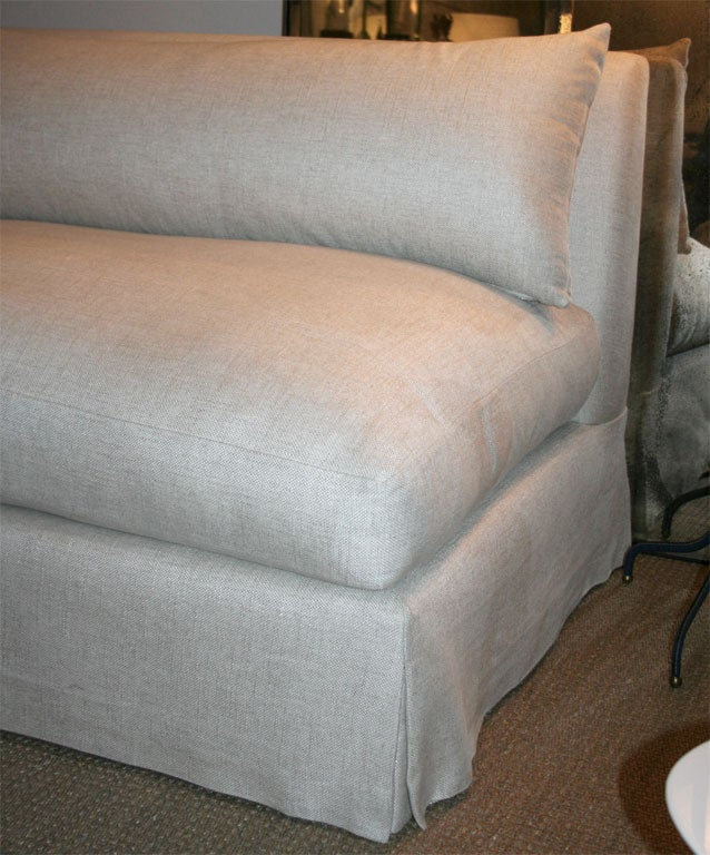 antony todd sofa latest set design photos armless for sale at 1stdibs