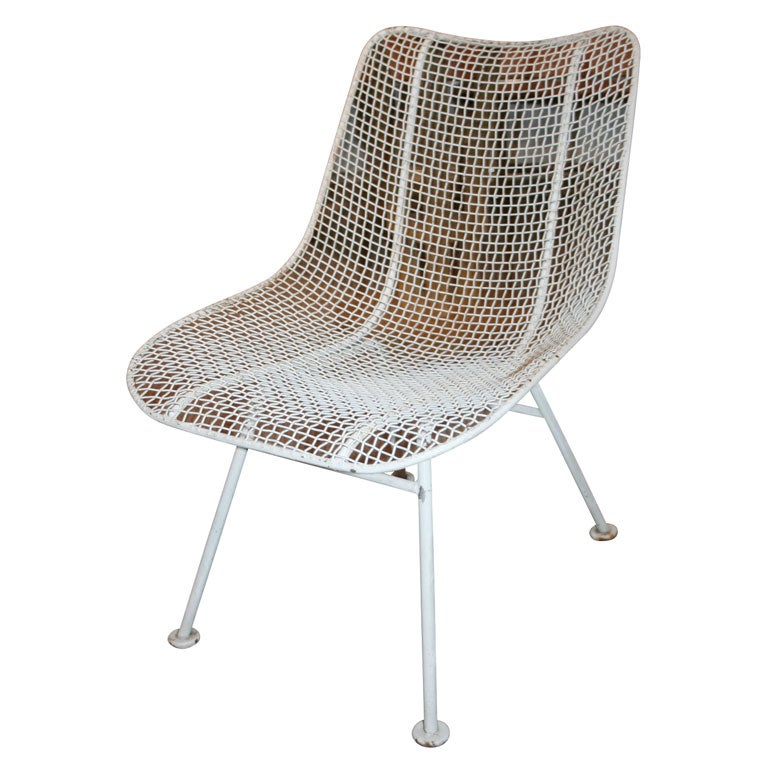 Wire Mesh Patio Chairs Creativity  pixelmaricom