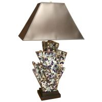 Mosaic Tiled Lamp at 1stdibs
