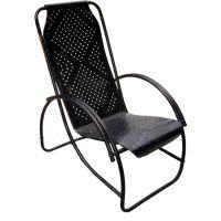 Adjustable Metal Chair at 1stdibs