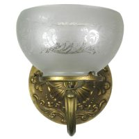 Pair Victorian sconces at 1stdibs