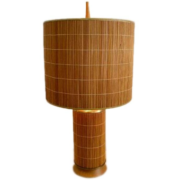 1940s Table Lamp at 1stdibs