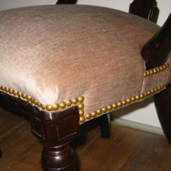 Nice Chair Stool Game With Steering Wheel Pair Of Antique Hall Chairs At 1stdibs