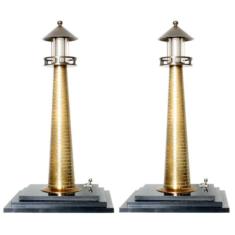 Small Lighthouse Lights