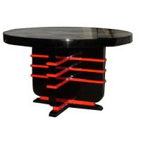 Red Black And White Coffee Table - Bestsciaticatreatments.com
