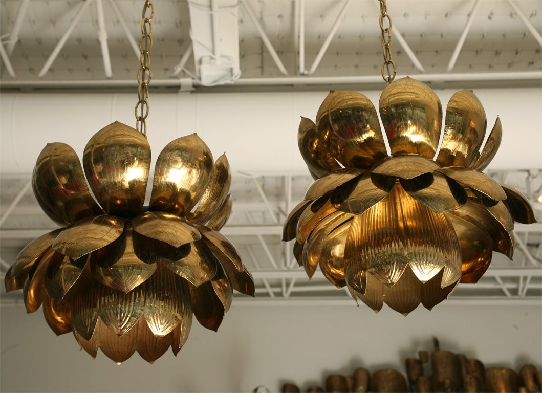 French Lighting Fixtures