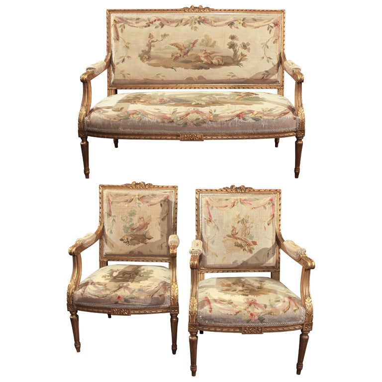 wassily chair brown leather home goods chairs kitchen louis xvi style salon set at 1stdibs