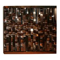 Sculptural Wall Panel by Curtis Jere For Sale at 1stdibs
