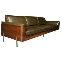 Holly Sofa The Lounge Co Beckett Reviews Rosewood And Leather Skeleton Back By Jorge Zalszupin ...