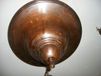 Copper Light Fixture For Sale at 1stdibs