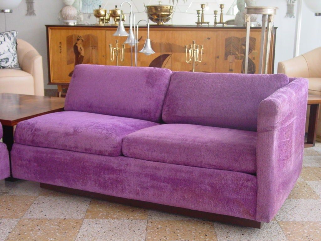 Awesome Milo Baughman Sectional Sofa at 1stdibs