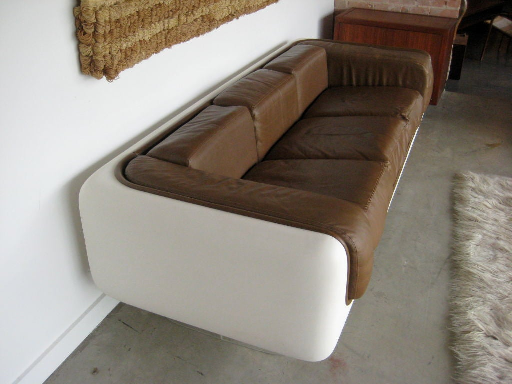 steelcase sofa platner craft show designed by warren for at 1stdibs american sale