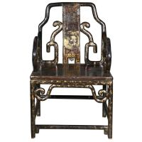 Chinese 18th Century Scholar's Chair at 1stdibs