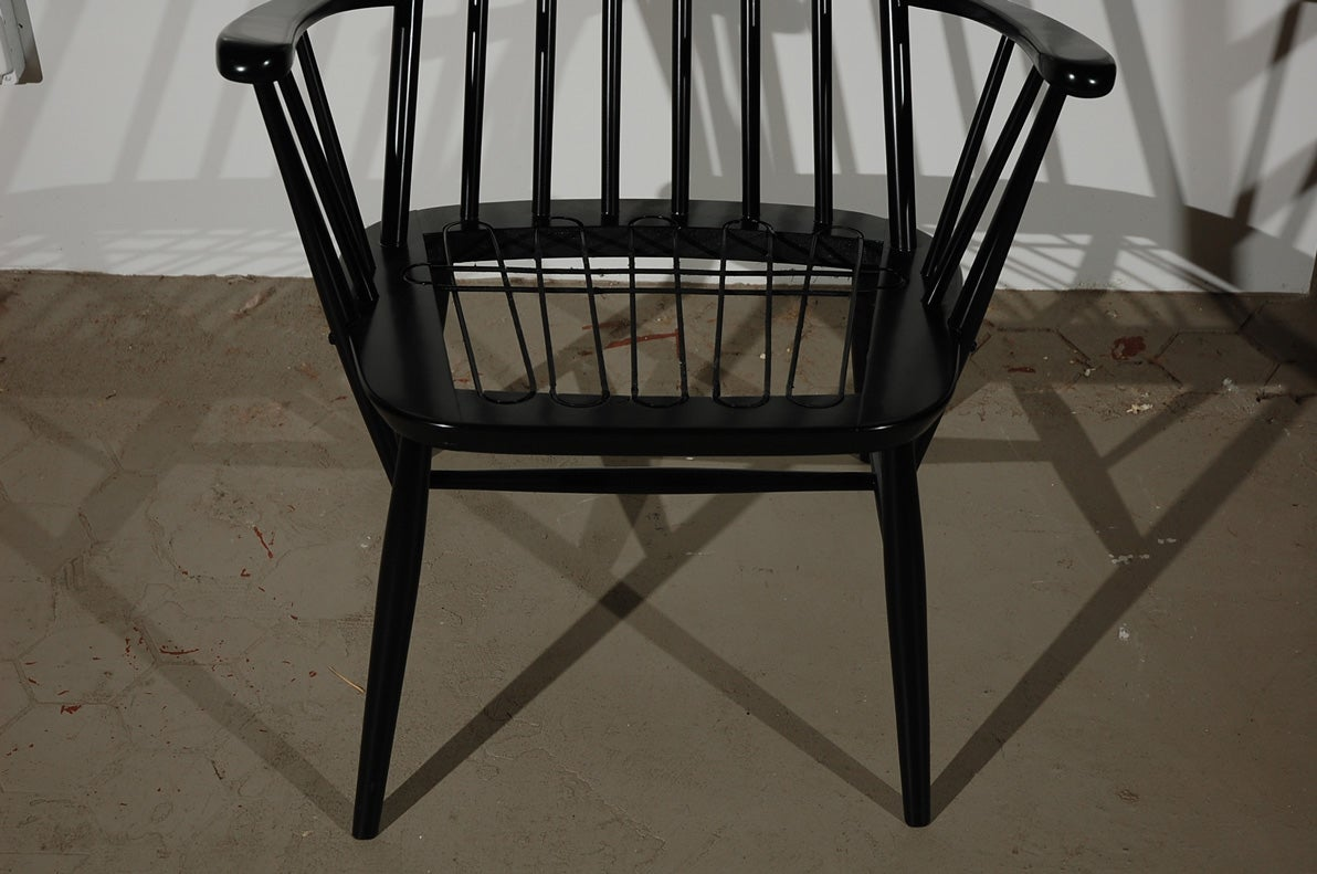 spindle arm chair dining seat covers target tapiovaara back at 1stdibs