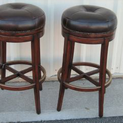 Swivel Bar Chairs Wicker Egg Chair Nz Stools For Sale At 1stdibs