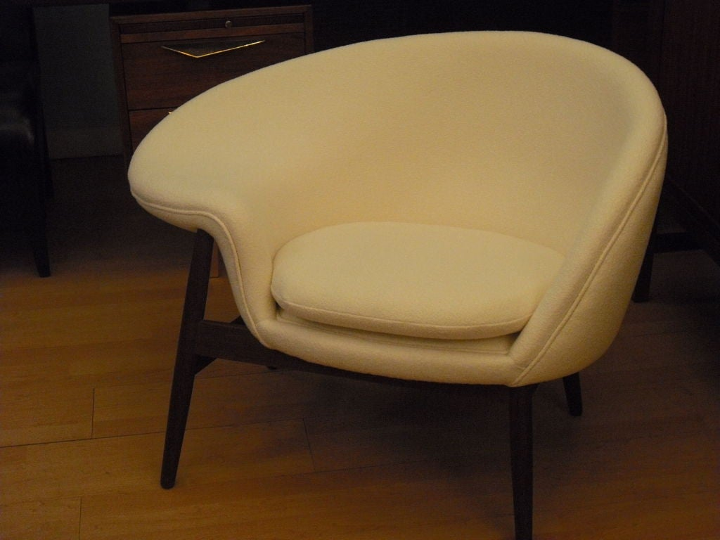 fried egg chair folding outdoor chairs big w hans olsen quotfried quot at 1stdibs
