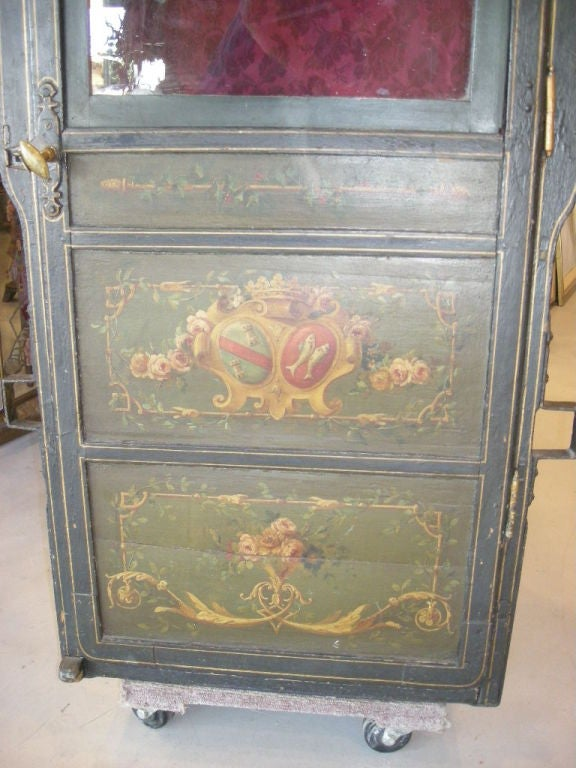 bergere chair for sale lift chairs medicare 18th century louis xvi period french sedan at 1stdibs