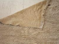 Turkish Tulu Sheep Wool Rug at 1stdibs