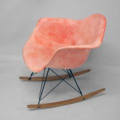 Rope Bottom Chair Heated Camping An Early Eames Edge Rocker By Charles And Ray