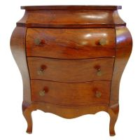 Italian Bombe Chest For Sale at 1stdibs