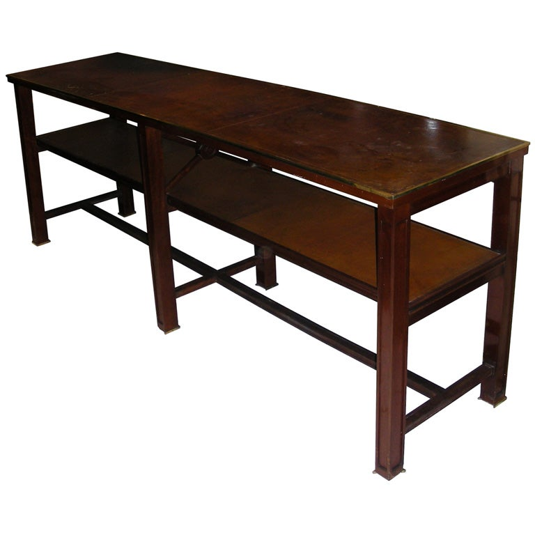 Usa Table Ash Made Console