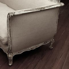 How To Clean Belgian Linen Sofa Best Sleeper Toronto Antique French In And Down Cushion At