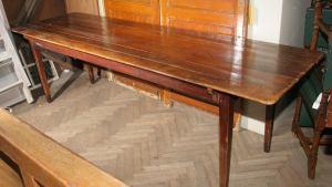 8' Long Kitchen Table At 1stdibs
