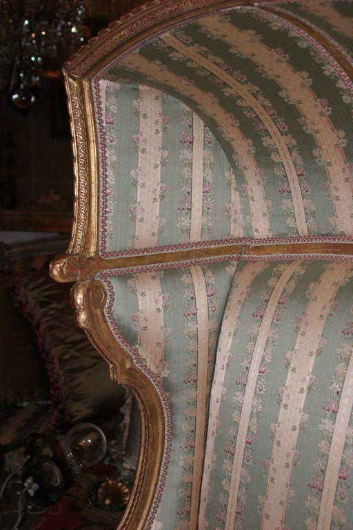 bergere chairs for sale red chair covers hire french louis xvi porters at 1stdibs