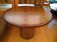 Harry Lunstead Copper Dining Table at 1stdibs