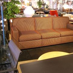 Jean Michel Frank Style Sofa Black And Loveseat Set 3 Seater By In Larson Textile At