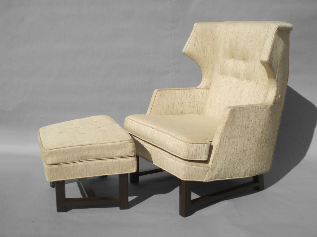 gentlemans chair sofa covers nz gentleman 39s reading with ottoman in the style of