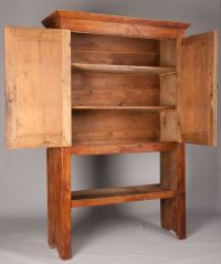 """French Country """"Egouttoir"""" Cabinet at 1stdibs"""