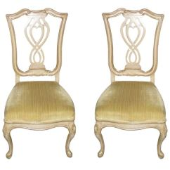 Drexel Heritage Chairs Folding Lawn Target Pair Of For Sale At 1stdibs