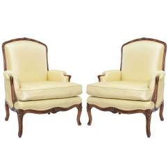 French Bergere Chair Matrix Fishing Review Pair Of Chairs At 1stdibs