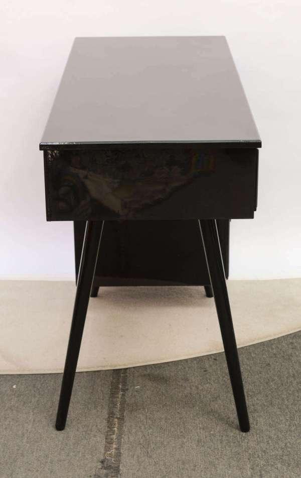 Mccobb Style Black Vanity Desk 1stdibs